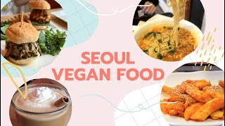 10 Places to Eat Vegan in Seoul Korea