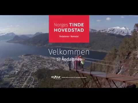Åndalsnes –Norges Tindehovedstad