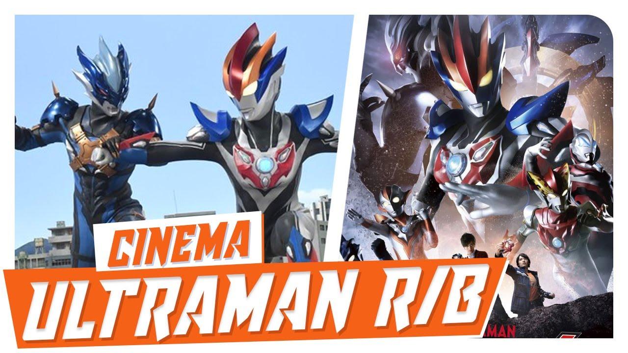 Comecei a assistir Ultraman + Ultraman RB no cinema | Super Yoozen