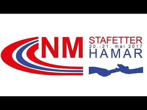 NM Stafetter 2017 Lørdag