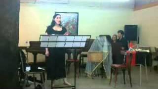 ASTRA SCHATTEN - Lied del secreto dichoso (G. Gilardi)