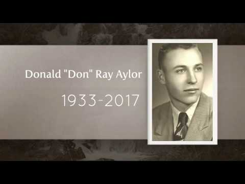 Donald Ray Aylor
