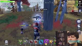 Fui Jogar Creative Destruction e olha no Que Deu ! - GamePlay