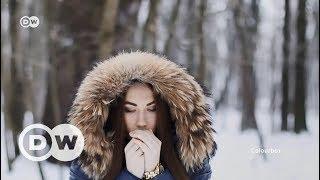 Kışın neden hep üşütürüz? - DW Türkçe