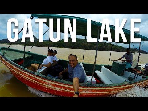Fishing In Gatun Lake | Panama Canal