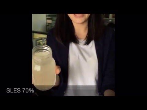 SLES 70%  SHOW from ZHENGZHOU CLEAN®