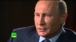 Владимир Путин: Не может быть демократии без соблюдения закона