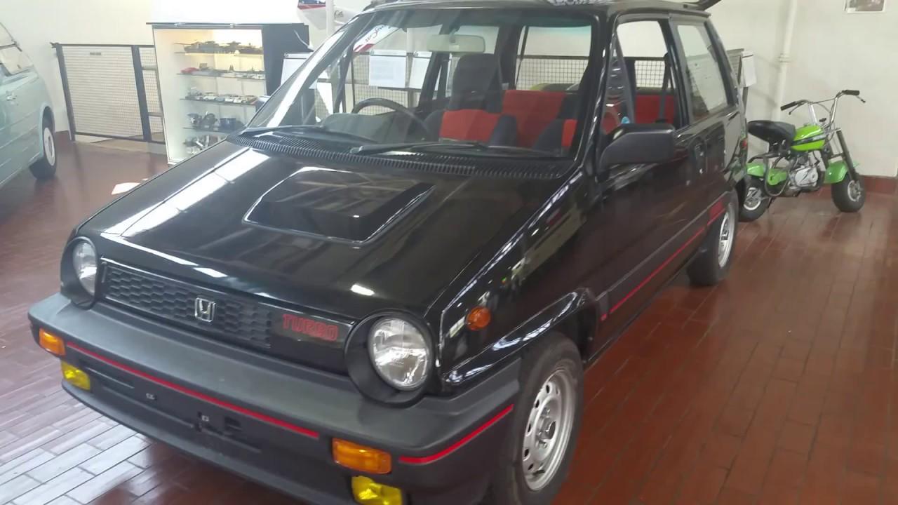 1984 Honda City Turbo - YouTube