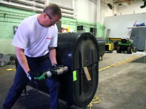 LENOX Tools   Oil Tank Cut