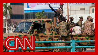 Military takes over Sudan in coup as country descends into chaos