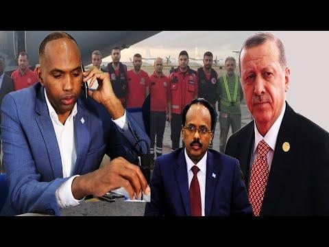 WARKA WarqaadTV|23-4-2020| Madaxweyne Farmaajo & Erdogan oo heshiis  Taariikhi ah gaaray & Xogta...