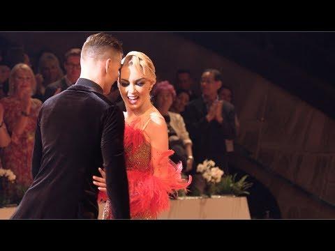 "Dmitry Zharkov - Olga Kulikova RUS, Showcase ""Havana"", German Open Championships 2019"