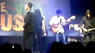 Christian Vargas en vivo