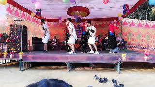 Achha lekin kya baat/nepali movie Nishani song//# IVA 10 class performing dance#