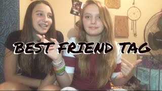Best Friend Tag|| Ft. Libby