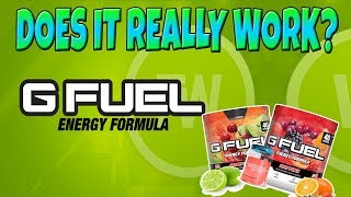 Does GFUEL Really Make You Better At Fortnite?