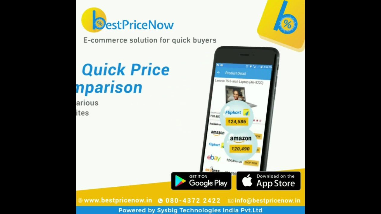 Price Comparison App >> Best Price Now The Price Comparison App
