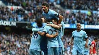 Man city vs Crystal Palace 3-0 F.T