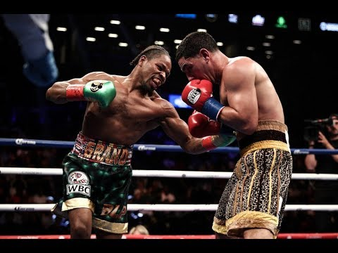 Shawn Porter Vs Danny Garcia Full Fight HD