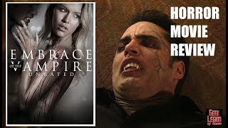 Video EMBRACE OF THE VAMPIRE ( 2013 ) B-Movie Review download MP3, 3GP, MP4, WEBM, AVI, FLV Maret 2018