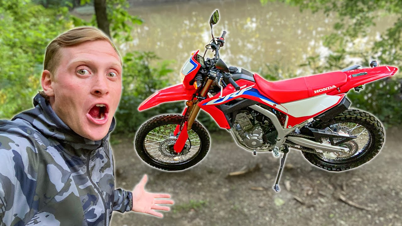 Download Why I Bought The Brand New CRF300L! | First Ride & Review