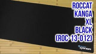 Розпакування Roccat Kanga XL Black ROC-13-012