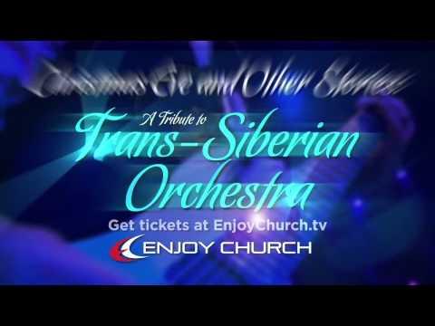Enjoy Church 2016 Trans-Siberian Orchestra Tribute Concert PROMO #1