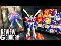 Reviewing the HGFC GF13-017NJII God Gundam の動画、YouTube動画。