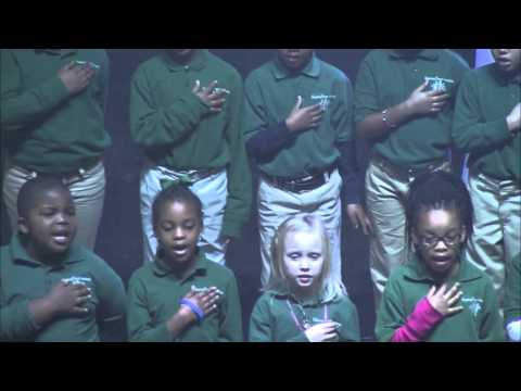 Meeting Street Academy Spartanburg Choir - National Anthem