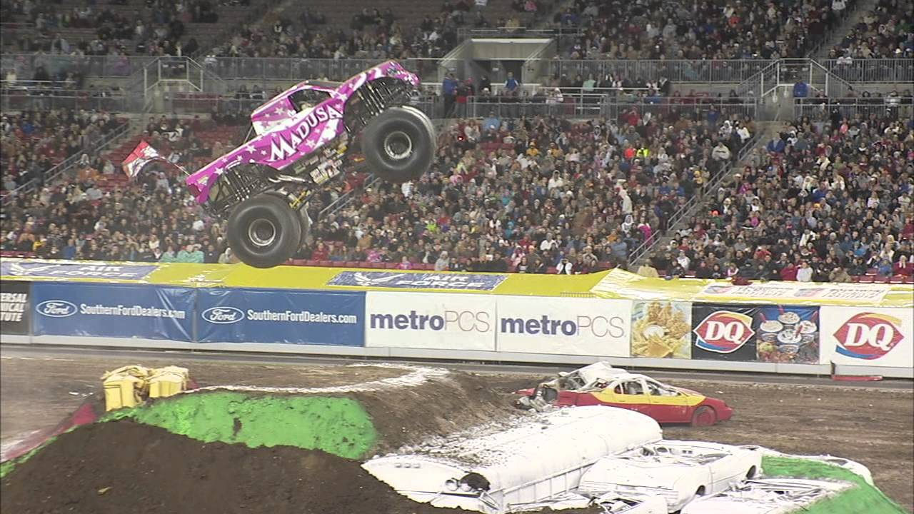 Monster Jam  Madusa Monster Truck Music Video  YouTube