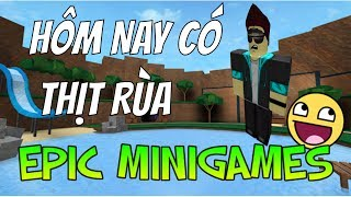 Roblox | The Bad Turtle | Comment Roblox | Epic Minigames