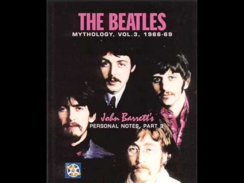 09 - The Beatles - That's Alright (Mama)