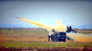 تحسن الصاروخ التركي  .. التي تستخدم ضد الإرهاب  T 122 ..  الفئة زعيم