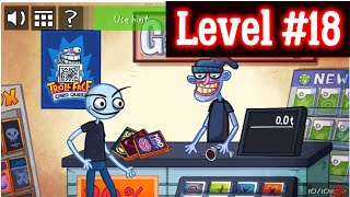 troll Face Quest Internet Memes Level 18 Walkthrough