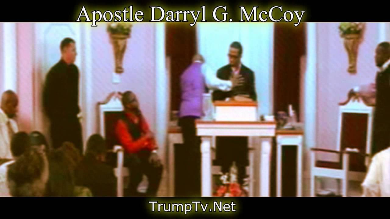 apostle darryl g mccoy i see a miracle