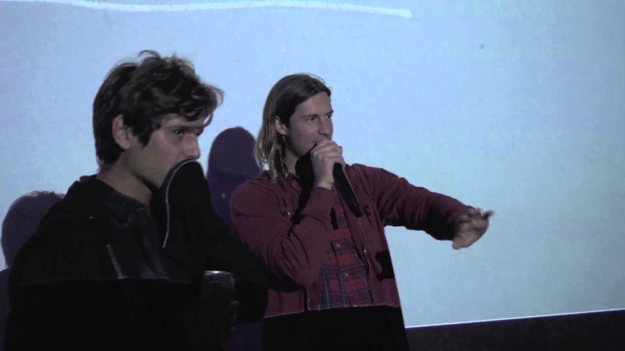 the dill and beeg project world premiere in venice - youtube