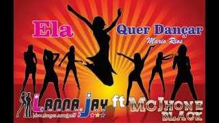 Lanna Jay Ft Mc Jhone Black - Ela quer zuar ( Funk Mario Rios )