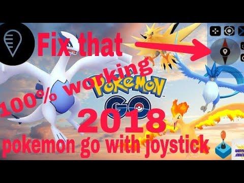 Fix latest fgl pro and play smoothly Pokemon go with joystick