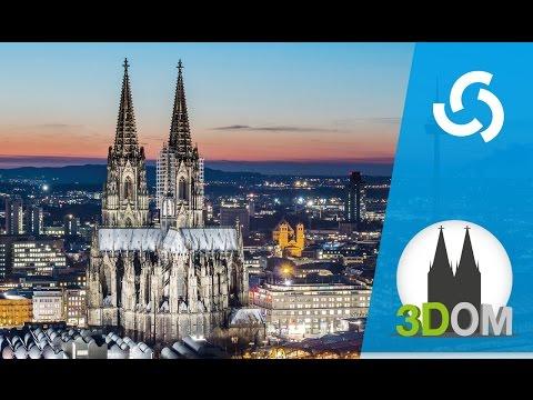 3D Laser Scan des Kölner Doms | Hochschule Fresenius