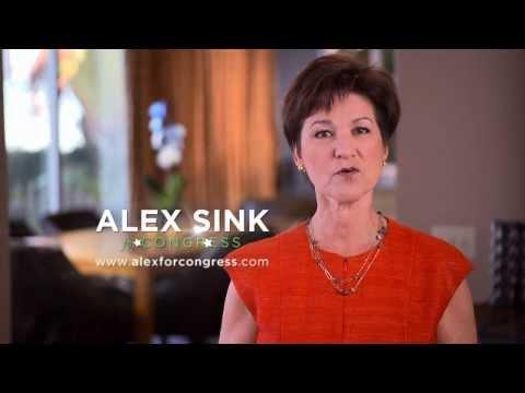 "Alex Sink ""Record"""