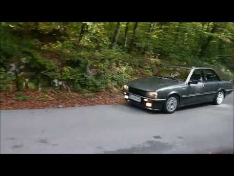 Peugeot 505 V6 Evolution