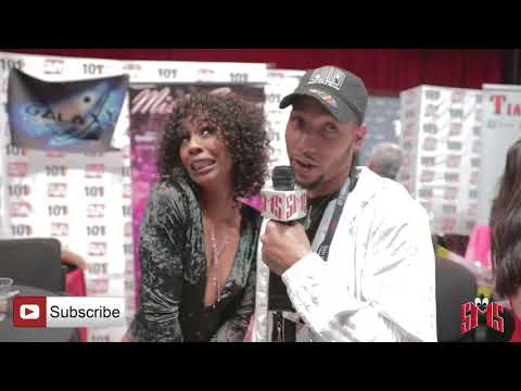 Macana Man Interview Misty Stone AVN 2018