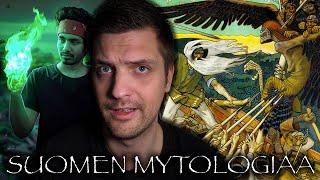 50 KIEHTOVAA SUOMEN MYTOLOGIAN OLENTOA