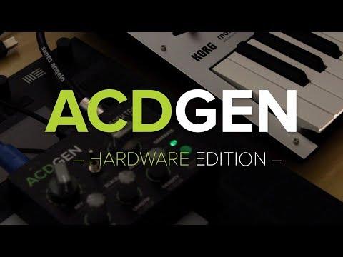 ACDGEN – Hardware Edition