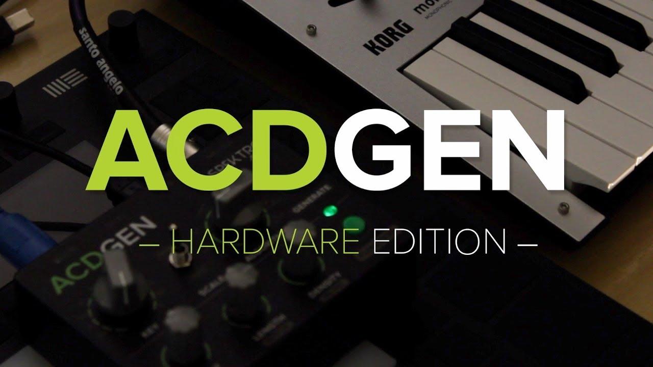 ACDGEN – Hardware Edition — Spektro Audio