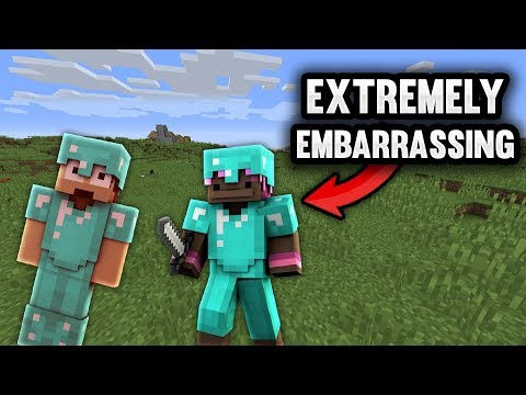 Download THE MOST EMBARRASSING DEATH OF MY MINECRAFT CAREER