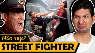 STREET FIGHTER - Os Piores Filmes do Mundo