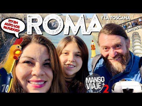 Download Manso Viaje 2 - Capítulo 8. Nos reencontramos con Roma y la Toscana, pero esta vez en auto!!!