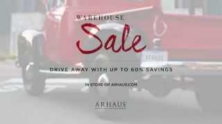 Arhaus Furniture - Warehouse Sale