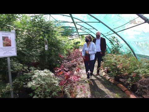 Les Jardins de Nonères de nouveau ouverts au public